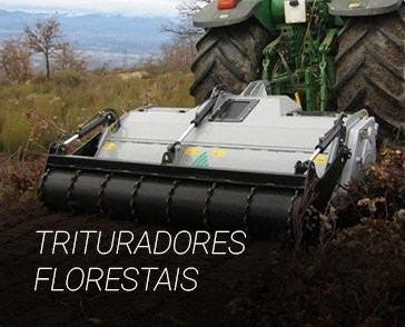 Trituradores Florestais