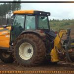 Mini skidder florestal